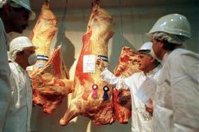 Buscan ampliar el mercado para la carne argentina