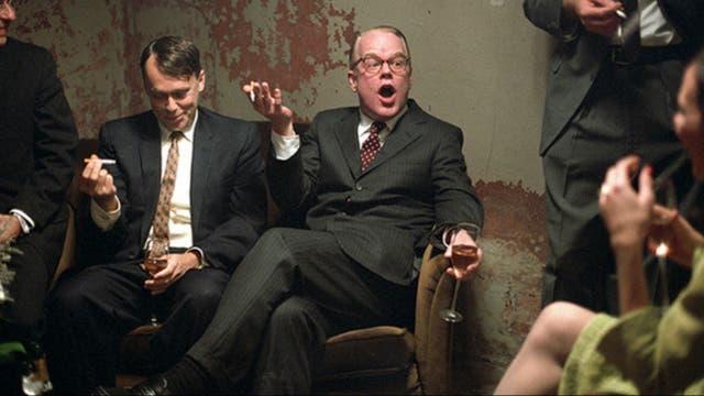 Philip Seymour Hoffman en el papel que le dio un Oscar