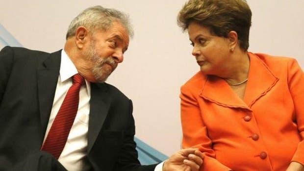 Los líderes del PT, acosados por la Justicia de Brasil