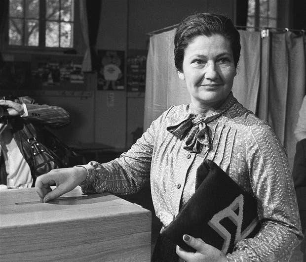 Simone Veil, símbolo de los derechos sociales