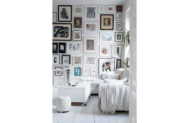 Pinterest cuadros decorativos imagui - Como decorar una pared con cuadros ...