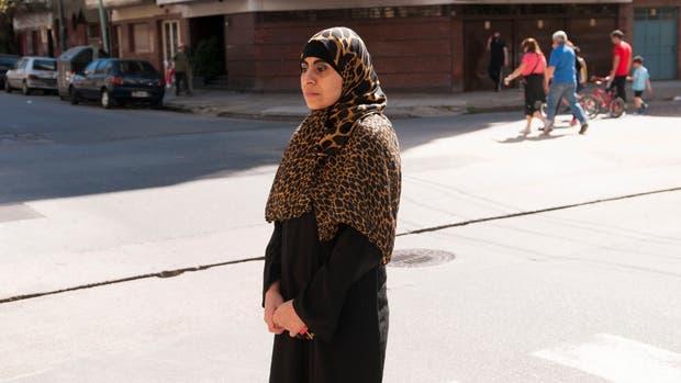 Carolina Nadima Ruiz lidia desde hace años con la islamofobia
