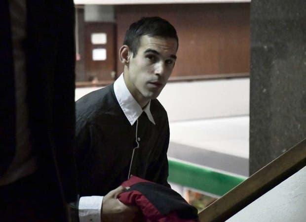 Declararon culpable a Joel Fernández de homicidio preterintencional — Caso Melina Romero