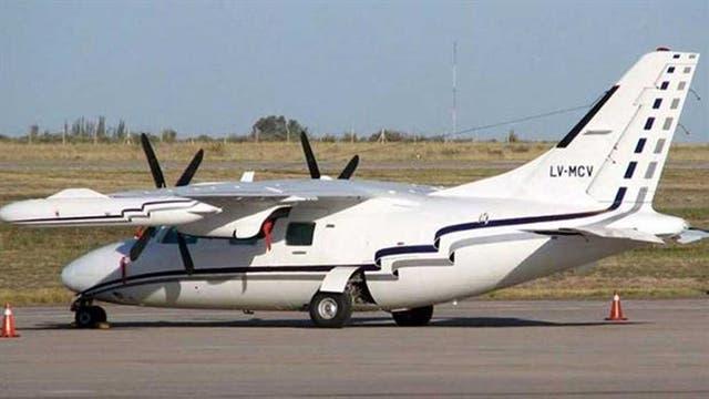 El avión Mitsubishi LV-MCV desapareció en pleno vuelo el pasado 24 de julio con dos tripulantes y un pasajero; los restos fueron hallados este sábado