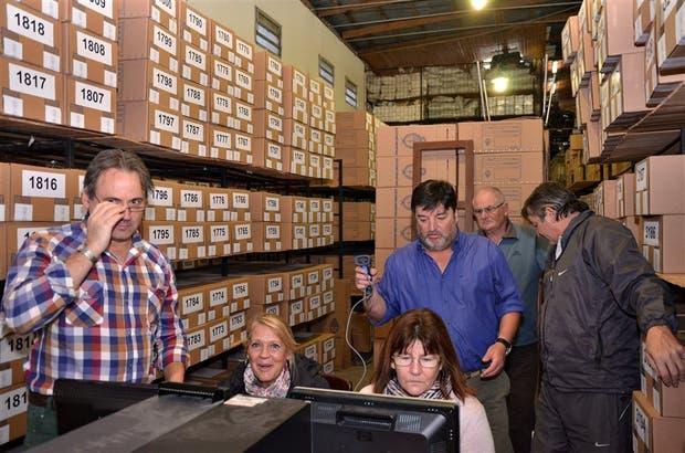 En los últimos días se realizó el operativo de traslado de las urnas desde la justicia electoral