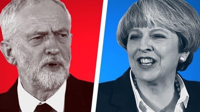 Corbyn, el más impensado de los candidatos, no fue el más votado, pero se convirtió en el gran ganador de la jornada. May, desafiante, resaltó que a pesar del resultado su partido tiene más bancas