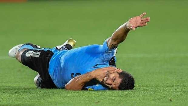 Luis Suárez, ausente en las Eliminatorias