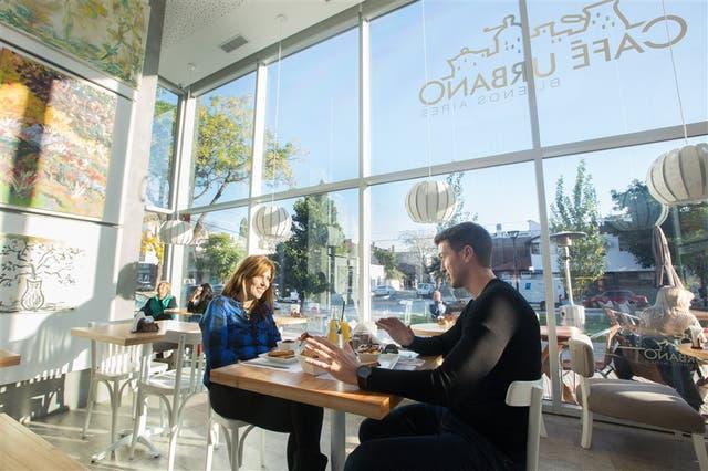 Café Urbano fue el primero en abrir de la zona, en julio pasado; en 2013, su dueño le vio potencial e invirtió