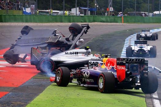 El piloto alemán de Mercedes ganó en su país y amplió la diferencia en el campeonato de F1. Foto: EFE