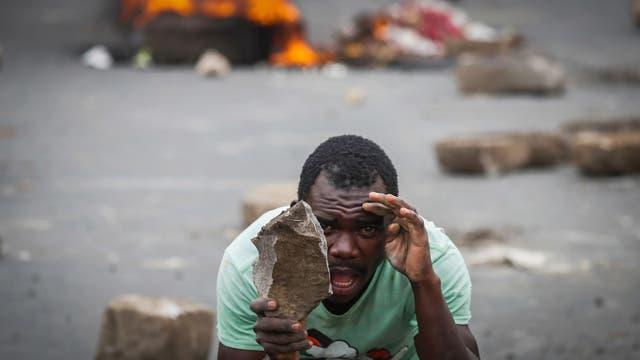 Enfrentamientos en Kenia tras las elecciones presidenciales