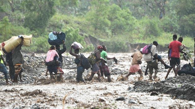 Resultado de imagen para haiti muertos HURACAN MATTHEW