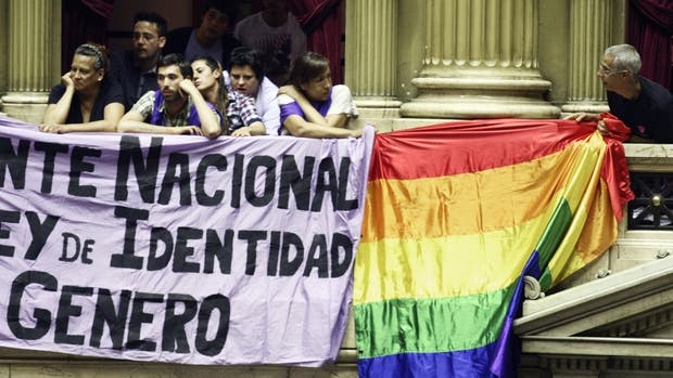 5 años desde la puesta en funcionamiento de la ley de identidad de género