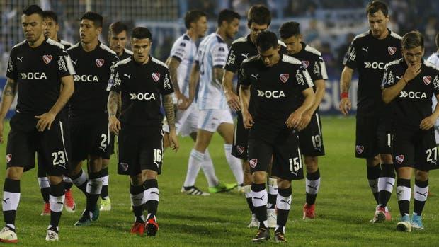 Independiente tiene varios frentes por los que preocuparse
