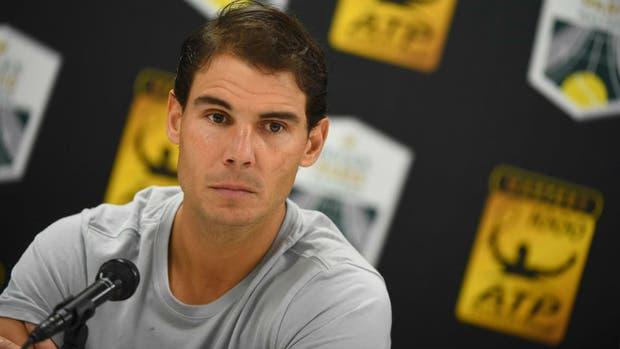 Rafael Nadal está a un partido de terminar la temporada en la cima del ranking