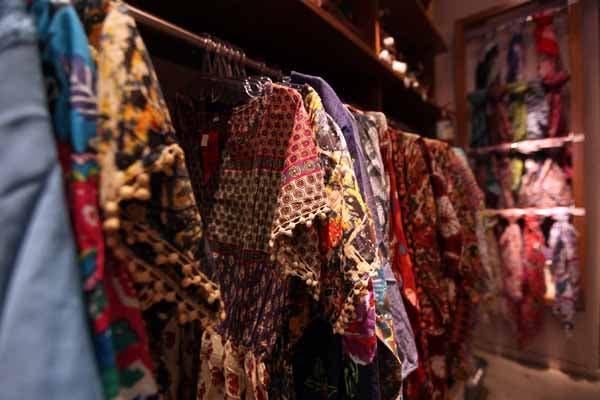 ¡Nos encantan las camisolas y túnicas!. Foto: OHLALÁ! /Guadalupe Aizaga