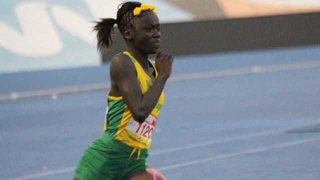 En su página de Facebook, Brianna Lyston se describe como una amante del atletismo y orgullosa de ser una promesa en representación de su país