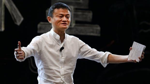 Jack Ma, fundador y presidente ejecutivo de Alibabá