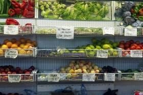 El precio de los alimentos frescos suele ser el más inestable por cuestiones estacionales