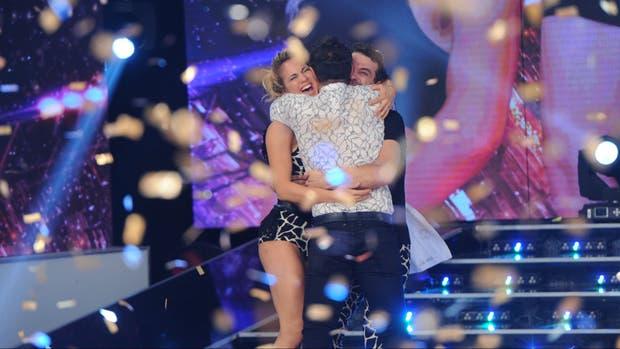 """El triunfo de Pedro Alfonso y Flor Vigna en el """"Bailando por un sueño 2016"""""""