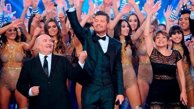Marcelo Tinelli regresó con una nueva temporada de