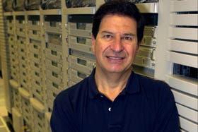 Bernardo Huberman en los HP Labs, en Palo Alto, California,cortesía HP