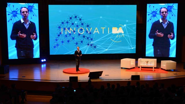 Kargieman en Innovatiba 2017