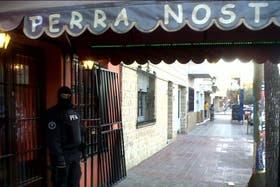 El prostíbulo donde detuvieron al intendente de Salvador Mazza