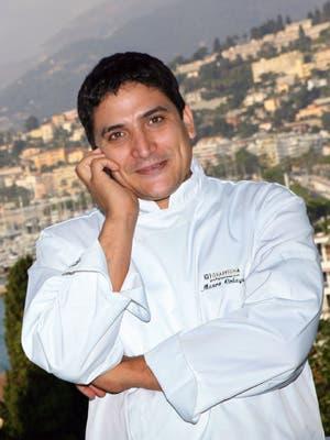 El chef nacido en Argentina, uno de los más destacados de la cocina contemporánea francesa, estuvo en Buenos Aires contando el secreto detrás de sus dos estrellas Michelin.