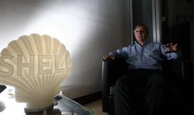 Juan José Aranguren, presidente de Shell