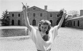 Barbara Piesecka se había convertido en unos pocos meses en una de las mujeres más ricas del mundo