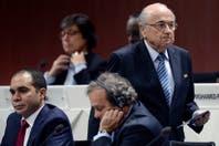 Blatter hoy: resignado a pasar a la historia como villano