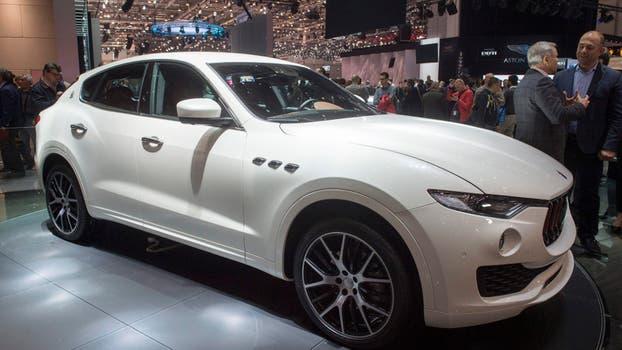 Ligada a la velocidad, la marca italiana se suma a la tendencia con su primer SUV. Foto: EFE