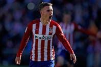 Con un gol de Griezmann, Atlético Madrid venció al Rayo Vallecano y sigue en la pelea