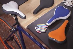 Objetos locos para ciclistas
