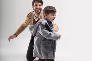 Día del padre: 5 equipos de moda para hombres y niños