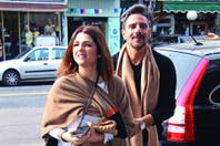 Araceli González y Fabián Mazzei, en el debut teatral de Flor Torrente