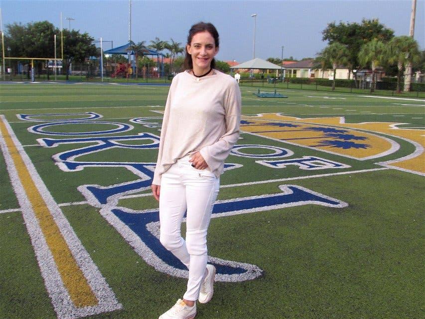 Luciana Aymar desembarca con sus clínicas en Miami