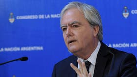 """Federico Pinedo dijo que el ataque a Indra """"tuvo alguna implicancia política"""""""