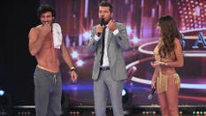 Pico Mónaco y Pampita tuvieron su propios show en el Bailando por un sueño 2017