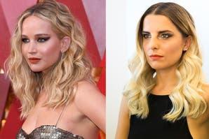 Paso a paso: copiá el maquillaje de Jennifer Lawrence para los Oscars