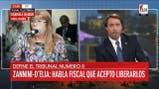 Gabriela Baigun, la fiscal que dictaminó a favor de la excarcelación de Carlos Zannini y Luis D'Elía