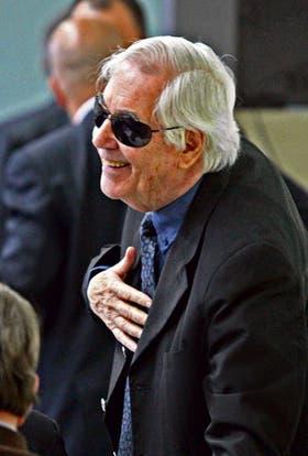 Diego Palleros, el intermediario