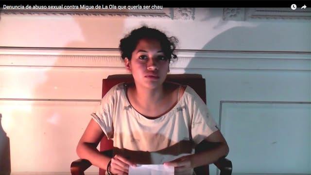 Mailén Frias y un desgarrador testimonio en Facebook