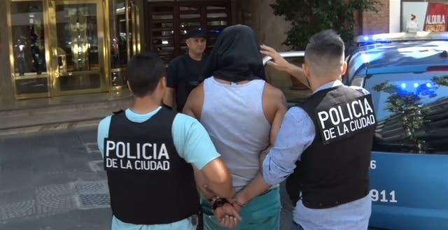 Juan Martín Mercado fue arrestado como cómplice de abusos sexuales
