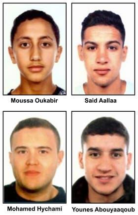 De Ripoll salieron los asesinos más buscados de las últimas horas