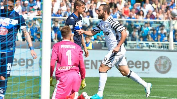 Gonzalo Higuaín alcanza y rebasa los 200 goles en Europa