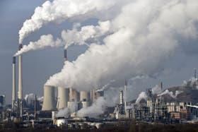 La contaminación por gases de efecto invernadero es la principal razón del calentamiento global