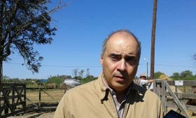 Roberto Consolani, de la Rural de Formosa