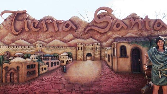 Tierra Santa, el primer parque temático religioso de Latinoamérica