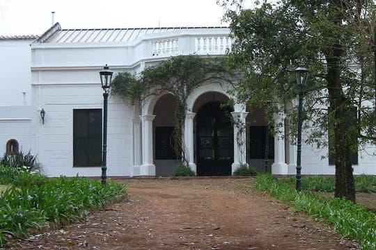 También casonas antiguas se visualizan sobre el camino a la Quebrada. Foto: lanacion.com / Constanza Longarte